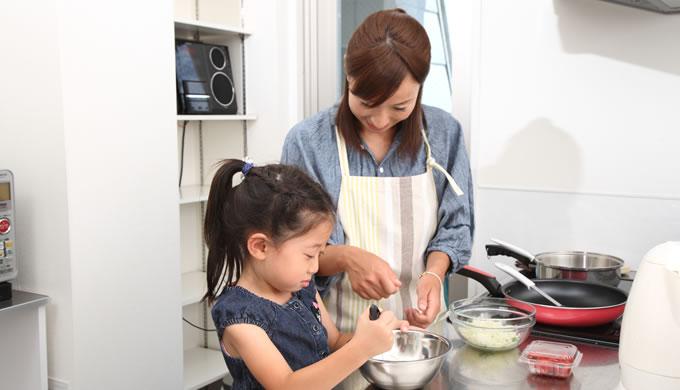 料理やお菓子の資格で家事のやる気がアップしました